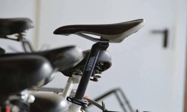 eliminating irritation saddle