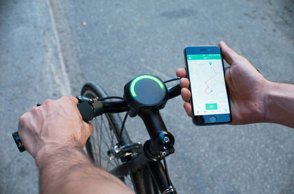 gps for bicycle theft