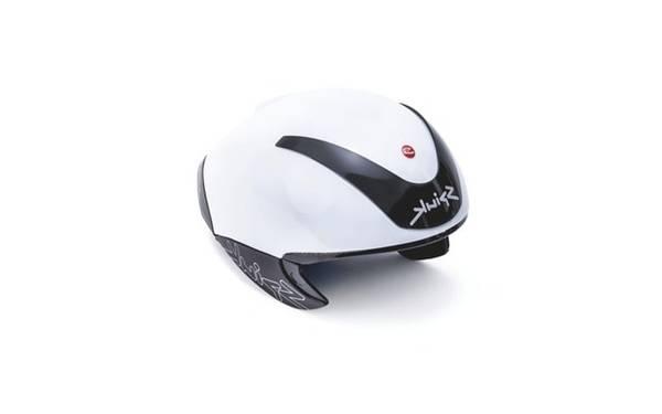 road bike helmet with glasses
